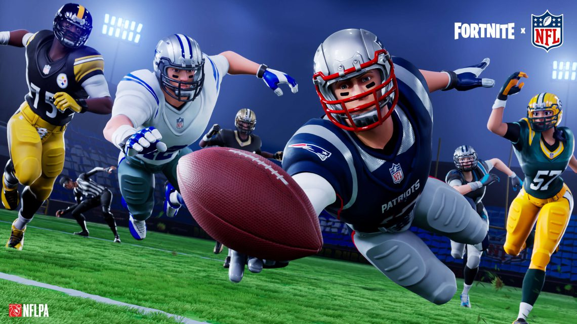 LA NFL TORNA SU FORTNITE