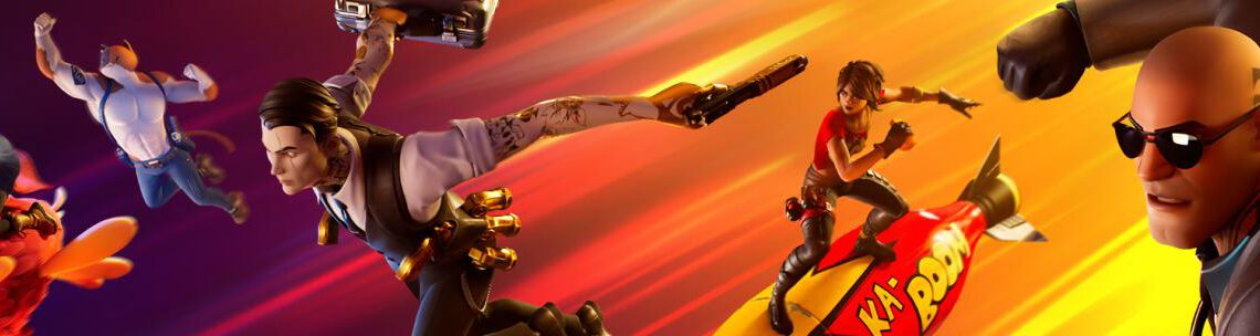 FORTNITE NEWS : Problemi risolti con la Patch 12.30