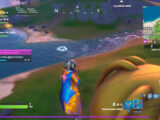 Fortnite Guide : Rimbalza su diverse teste giganti di Astro - Astronomical di Travis Scott
