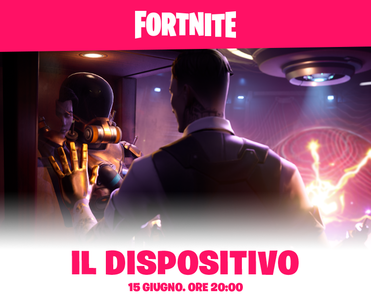 Fortnite News – Il Dispositivo