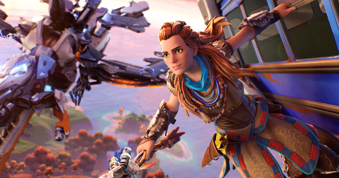 Fortnite News: ALOY DI HORIZON ZERO DAWN ARRIVA A FORTNITE QUESTA SETTIMANA